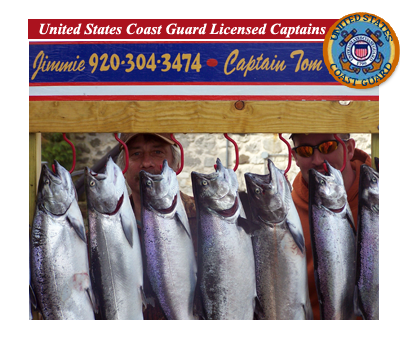 Fishin Magician Fishing Charters