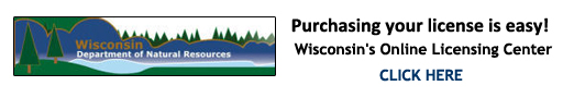 Wisconsin Fishing License